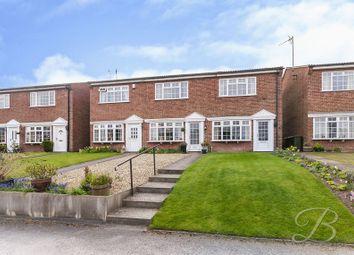 Thumbnail 2 bed terraced house for sale in Woodside Gardens, Ravenshead, Nottingham