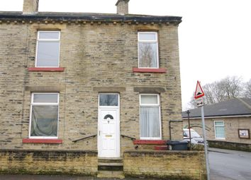 Thumbnail 2 bedroom end terrace house for sale in Co-Operative Buildings, Bailiff Bridge, Brighouse