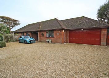 Thumbnail 4 bed detached bungalow for sale in Highlands Road, Barton On Sea, New Milton