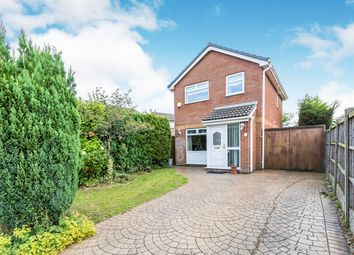 Thumbnail 3 bed detached house for sale in Carawood Close, Shevington, Wigan, Lancashire