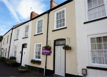 Thumbnail 3 bed terraced house for sale in Broad Street, Wrington