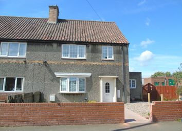 Thumbnail 3 bed semi-detached house to rent in Druridge Avenue, Hadston, Morpeth