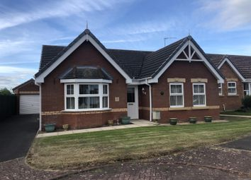 Thumbnail 3 bed bungalow for sale in Woodpecker Way, Kirton Lindsey, Gainsborough