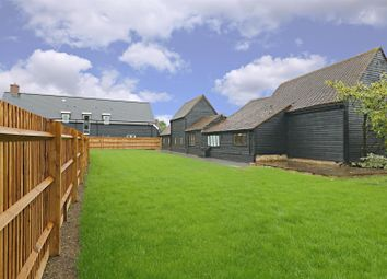 Thumbnail 4 bed barn conversion for sale in Hilfield Lane, Aldenham, Watford