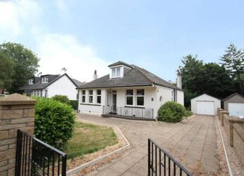 Thumbnail 4 bed bungalow for sale in Fernleigh Road, Glasgow, Lanarkshire