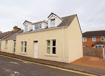 Thumbnail 3 bed end terrace house for sale in 'hillview' 8 Glebe Street, Stranraer