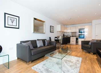 Thumbnail 2 bed flat to rent in Queensland Terrace, Gillespie Court, Islington