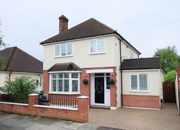Thumbnail 3 bed detached house for sale in Carrington Road, Dartford