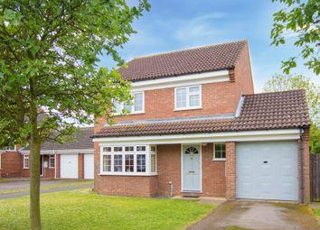 Thumbnail 4 bedroom detached house for sale in The Rowans, Milton, Cambridge