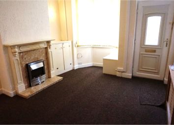 Thumbnail 2 bed terraced house for sale in Masterson Street, Stoke-On-Trent