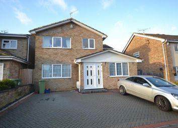Thumbnail 2 bed maisonette to rent in Tennyson Drive, Newport Pagnell, Milton Keynes, Buckinghamshire