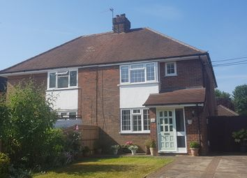 Thumbnail 3 bed semi-detached house for sale in Chartridge Lane, Chesham