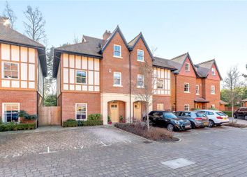 Thumbnail 4 bed semi-detached house to rent in Queensbury Gardens, Ascot, Berkshire
