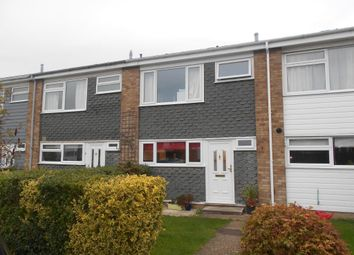 Thumbnail 3 bed terraced house for sale in Chapel Field, Great Barford, Bedfordshire