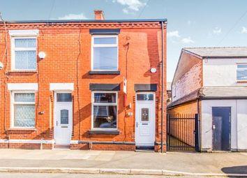 Thumbnail 2 bed end terrace house for sale in Lambert Street, Ashton-Under-Lyne, Greater Manchester