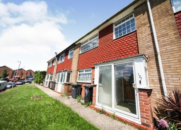 Thumbnail 3 bed terraced house for sale in Brendon Avenue, Luton
