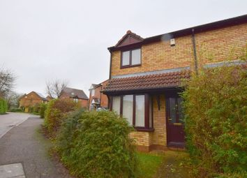 Thumbnail 2 bedroom semi-detached house for sale in Parsley Close, Walnut Tree, Milton Keynes