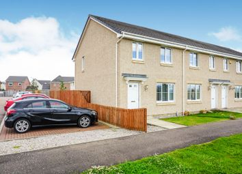 Thumbnail 3 bed semi-detached house for sale in Orchard Way, Perth