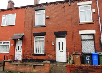 Thumbnail 3 bed terraced house for sale in Holyoake Street, Droylsden, Manchester