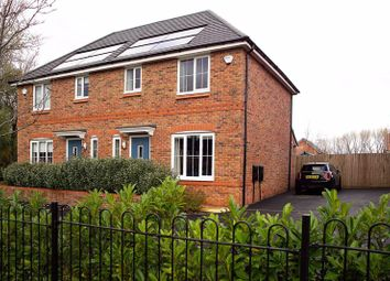 Thumbnail 3 bed semi-detached house to rent in Blackberry Lane, Stockport