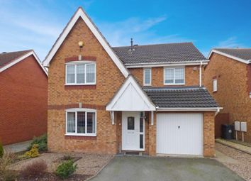 Thumbnail 4 bed property for sale in Lime Avenue, Measham, Swadlincote