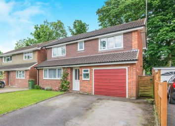 Thumbnail 4 bed detached house for sale in Carlyn Drive, Chandlers Ford, Eastleigh