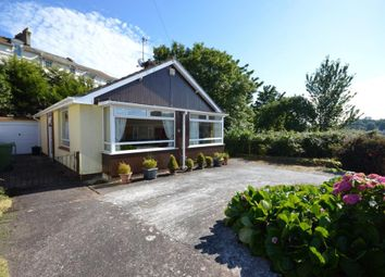 Thumbnail 2 bedroom detached bungalow for sale in Woodway Drive, Teignmouth, Devon