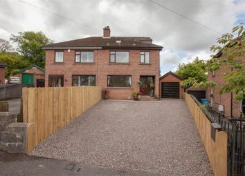 Thumbnail 4 bed semi-detached house for sale in 9, Princess Park, Holywood