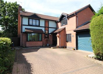 Thumbnail 6 bed detached house for sale in Holly Court, Bramcote, Nottingham