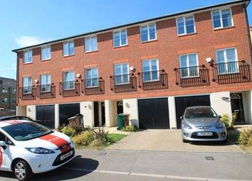 Thumbnail 4 bed terraced house to rent in Edson Close, Leavesden, Watford