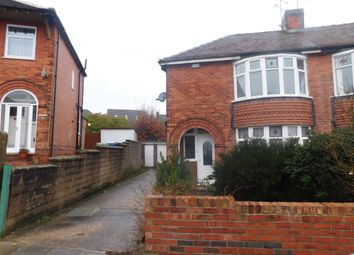 Thumbnail 3 bed semi-detached house to rent in Norbury Drive, Mansfield