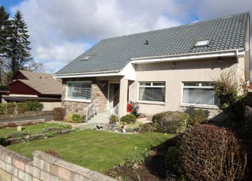 Thumbnail 4 bedroom detached house for sale in Airbles Farm Road, Motherwell