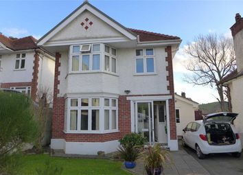 Thumbnail 4 bed detached house for sale in Brynglas Road, Aberystwyth, Ceredigion