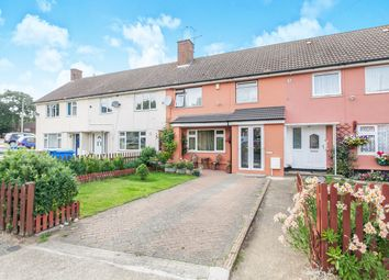 Thumbnail 4 bedroom terraced house for sale in Crocus Close, Ipswich