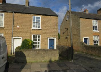 Thumbnail 2 bed end terrace house for sale in Albert Street, Mansfield Woodhouse, Mansfield