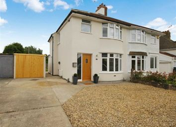 Thumbnail 3 bedroom semi-detached house for sale in Orchard Grove, Upper Stratton, Swindon