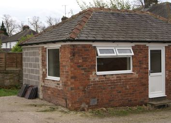 Thumbnail Commercial property to let in Dale Road North, Darley Dale, Derbyshire