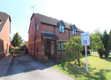 Thumbnail 3 bed semi-detached house for sale in Horsehead Lane, Bolsover, Chesterfield