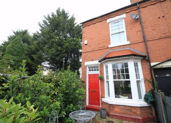 Greenfield Road, Harborne, Birmingham B17. 2 bed semi-detached house for sale