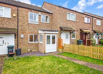 Thumbnail 3 bed terraced house for sale in Thistledown, Gravesend, Kent