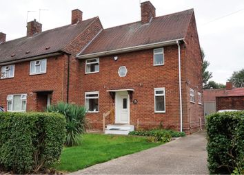 Thumbnail 3 bed end terrace house for sale in Midland Road, Eastwood