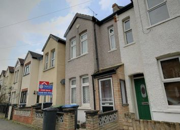 Thumbnail 3 bed terraced house for sale in Bath Road, London