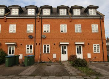 Thumbnail 3 bed terraced house for sale in Starbuck Close, London