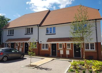 Thumbnail 2 bedroom terraced house for sale in Rye Road, Hawkhurst, Cranbrook