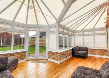Thumbnail 4 bed detached house for sale in High Leys Road, Clowne, Chesterfield