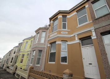 3 bed terraced house to rent in South View Terrace, St Judes, Plymouth PL4