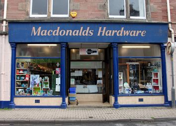 Thumbnail Retail premises for sale in Macdonalds Hardware, High Street, Dingwall