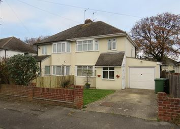 Thumbnail 3 bedroom semi-detached house for sale in Brampton Road, Poole