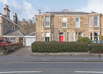 Thumbnail 4 bed semi-detached house for sale in Albert Place, Stirling, Stirlingshire