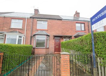 Thumbnail 2 bedroom terraced house to rent in Park Avenue, Consett
